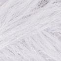 Sirdar Funky Fur Novelty Eyelash Knitting Knit Crochet Crafts 50g Ball White 200