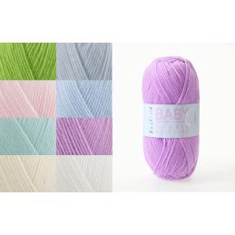 Sirdar Hayfield Baby DK 100g Ball Knitting Crochet Knit Craft Yarn