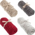 Christmas Decorative Cotton Lace Roll Trim