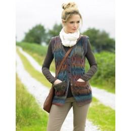 Knitting Pattern James C Brett JB337 Chunky Cardigan