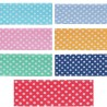 20mm Polka Dots Cotton Bias Binding