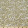 100% Cotton Poplin Fabric Rose & Hubble Floral Ditsy Petal Flowers