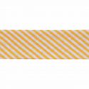 Yellow 20mm Stripes Cotton Bias Binding Tape