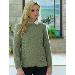 Knitting Pattern James C Brett JB430 DK Jumper