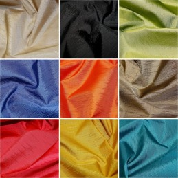 Water Repellent PU Coated Bamboo Ripstop Fabric 100% Polyester