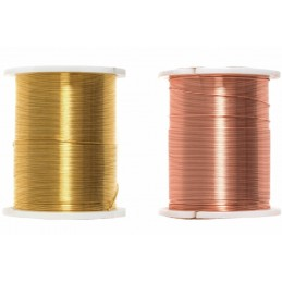 Trimits Beading Wire 28 Gauge Gold & Copper Jewellery Making Craft