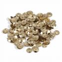Gold Extra Value Tiny 5mm Shiny Craft Cup Sequins Trimits