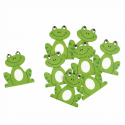 Trimits Craft For Occasions Stick On Animals Embellishments Scrap Booking Frogs Pack Of 8