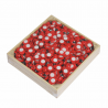 500 Ladybirds Ladybugs Wooden Crate Self Adhesive Stick On