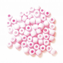Pink E Beads Glass Beads 4mm 7 Colours