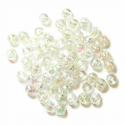 Aurora 4mm Pearl Plastic Beads 7g Craft Factory