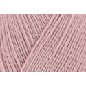 Dusky Pink Regia Soft Glitter 4 PLY Knitting Yarn Knit Wool Craft 100g Ball