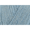 Light Blue Regia Soft Glitter 4 PLY Knitting Yarn Knit Wool Craft 100g Ball