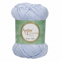 0157 Anchor 100% Cotton Style Creativa 8 PLY Crochet Yarn Wool Craft 50g Ball
