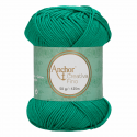 0241 Anchor 100% Cotton Style Creativa 8 PLY Crochet Yarn Wool Craft 50g Ball