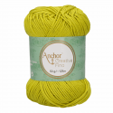 0245 Anchor 100% Cotton Style Creativa 8 PLY Crochet Yarn Wool Craft 50g Ball