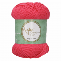 0256 Anchor 100% Cotton Style Creativa 8 PLY Crochet Yarn Wool Craft 50g Ball