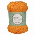 0411 Anchor 100% Cotton Style Creativa 8 PLY Crochet Yarn Wool Craft 50g Ball