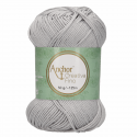 0434 Anchor 100% Cotton Style Creativa 8 PLY Crochet Yarn Wool Craft 50g Ball