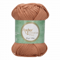 0437 Anchor 100% Cotton Style Creativa 8 PLY Crochet Yarn Wool Craft 50g Ball