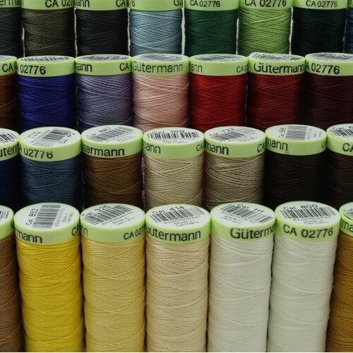 Colour 893 Gutermann Top Stitch Sewing Thread Extra Strong Jeans 30m Reels