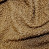 Italian Sheep Skin Faux Fur Fabric 100% Polyester 150cm Wide