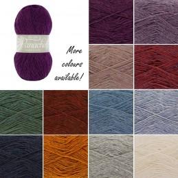King Cole Panache DK Double Knitting Yarn Knit Craft Wool Crochet 100g Ball