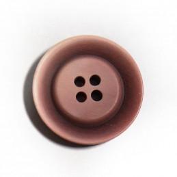 Mauve Ombre Matt Fat Back Button Fastening 23mm Wide
