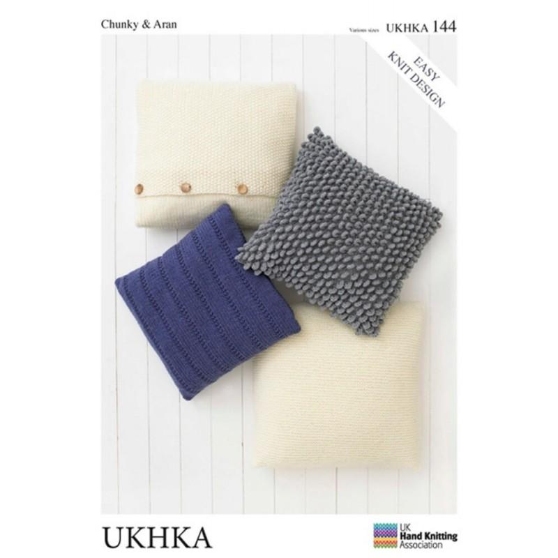 Knitting Pattern James C Brett UKHKA144 Chunky & Aran ...