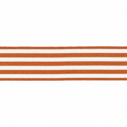 25mm Berisfords Pencil Stripes Ribbon Polyester Craft