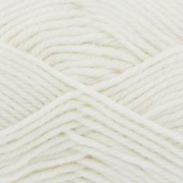 King Cole Merino Blend DK Double Knitting Yarn Knit Craft Wool Crochet White