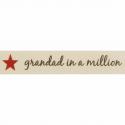 15mm Grandad In A Million Berisford Ribbon
