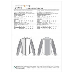 Men/'s Shirt-34-36-38-40 031664478102