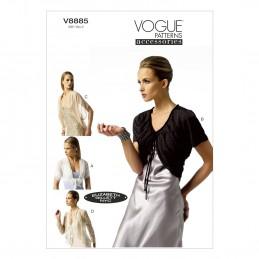 Vogue Sewing Pattern V8885 Women's Jacket