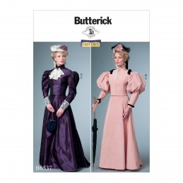Butterick Sewing Pattern 6537 Misses' Costume