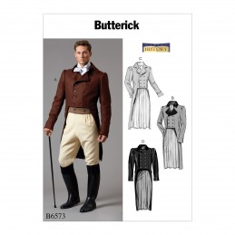 Butterick Sewing Pattern 6573 Mens'