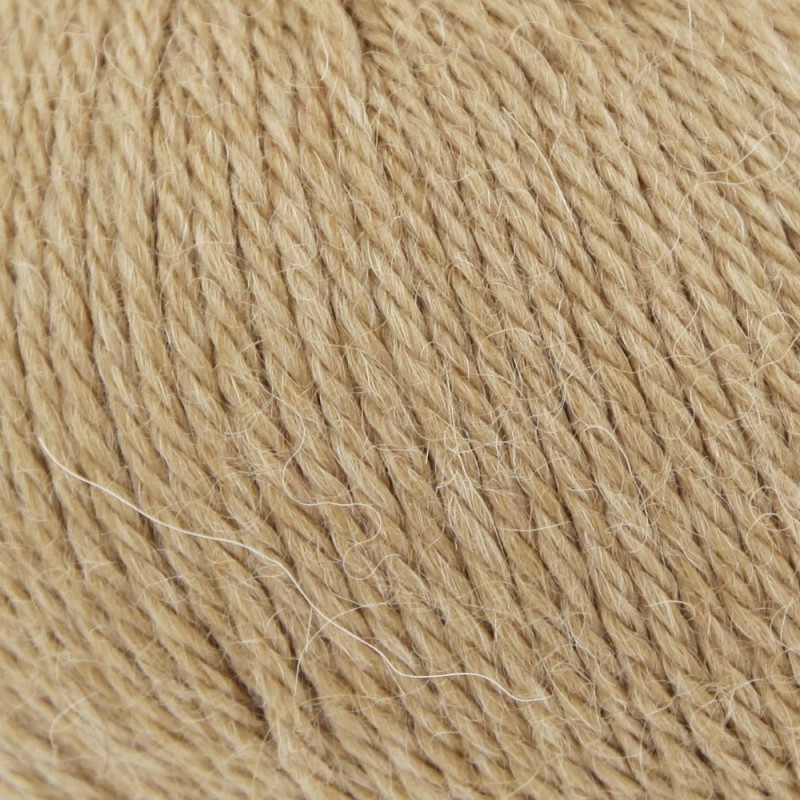 King Cole Authentic Cotton Mix Double Knit Yarn Craft Wool Crochet 100g Ball Camel