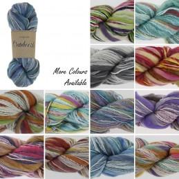 King Cole Bamboozle Textured Wool and Bamboo Yarn 100g