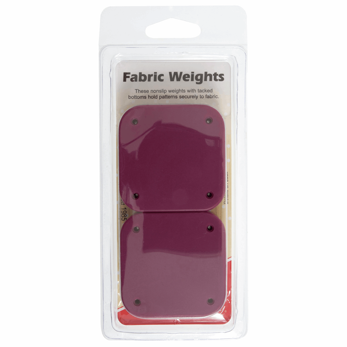 Sew Easy Fabric Weights -...
