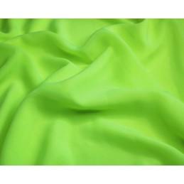 Flo Yellow Bright Neon Chiffon Fluorescent Dress Bridal Fabric 145cm Wide