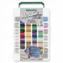 Madeira Soft Box Bobbinfil Softbox Sewing Bobbin Gift Craft Storage 8080 Metallic Softbox