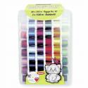 Madeira Soft Box Bobbinfil Softbox Sewing Bobbin Gift Craft Storage 8082 Rayon Softbox