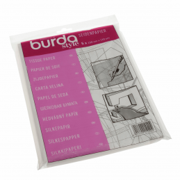 Burda Tissue Tracing Paper Tailors Dressmaking