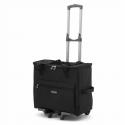 Medium Black Sewing Machine Trolley Bag Storage Hobby Gift