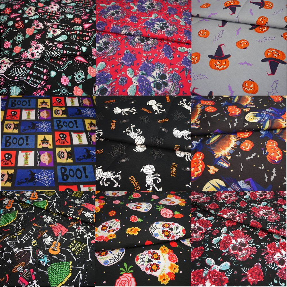 Boo Halloween Squares