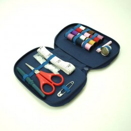 Mini But Mighty Blue Sewing Kit