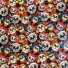 100% P.U. Water Proof Fabric Animated Animals Raincoat Protective Cover 137cm Wide