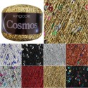 King Cole 25g Cosmos Glitter Yarn Wool Sparkle Sequin