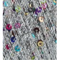 Stardust Silver King Cole 25g Cosmos Glitter Yarn Wool Sparkle Sequin
