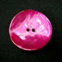 Pink 34mm Sea Shell Buttons Coat Pearl Dress Clothing